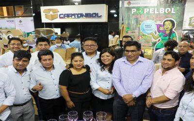 Sedem  participa  en la Expocruz 2021 para reflejar el potencial industrial de las empresas públicas productivas